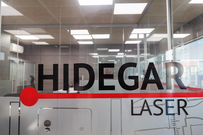 Hidegar corte laser Barcelona