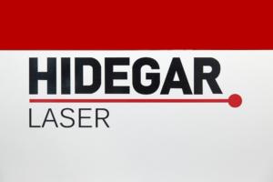 Logotipo Hidegar Laser