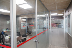 Instalaciones Oficina Hidegar Laser 3