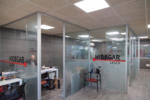 Instalaciones Oficina Hidegar Laser 7