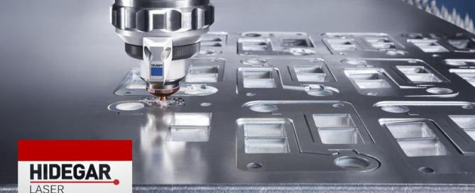 corte laser piezas metalicas
