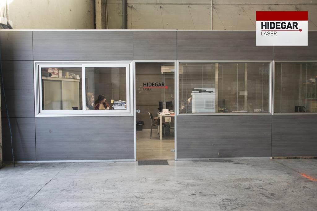 Oficina Hidegar Corte por laser